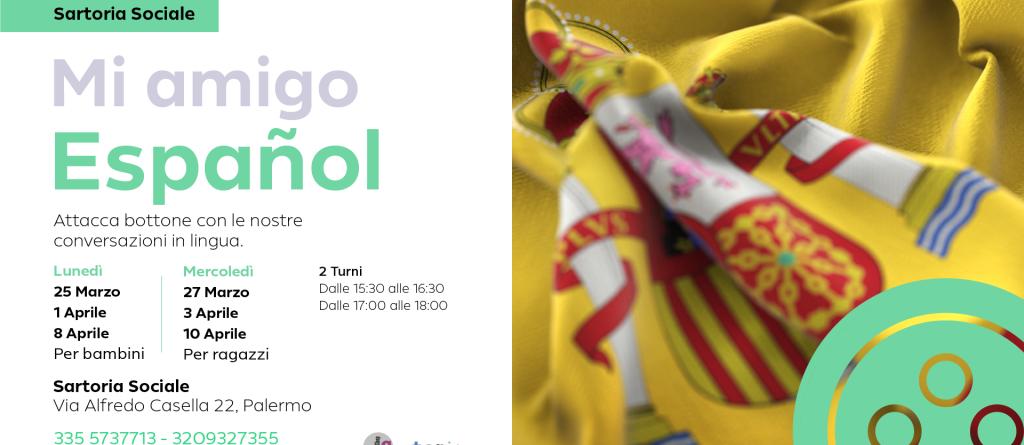 lezioni di spagnolo - sartoria sociale - palermo