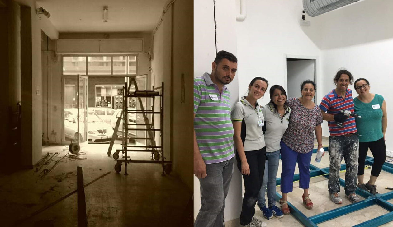bene confiscato - moda sostenibile - Sartoria Sociale - Palermo