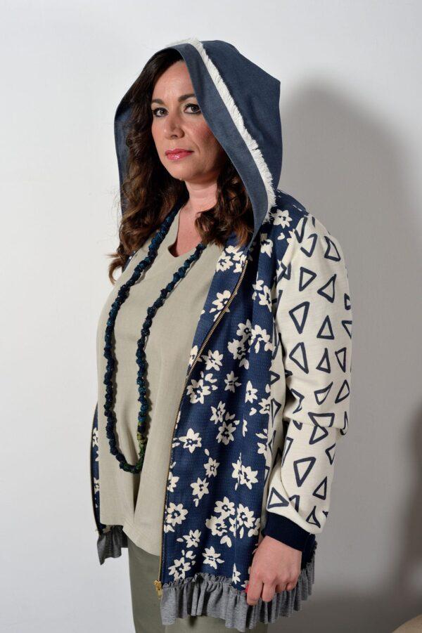 giacca - prodotto artigianale - sartoria sociale