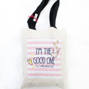 Shopper i'm the good one - sartoria sociale