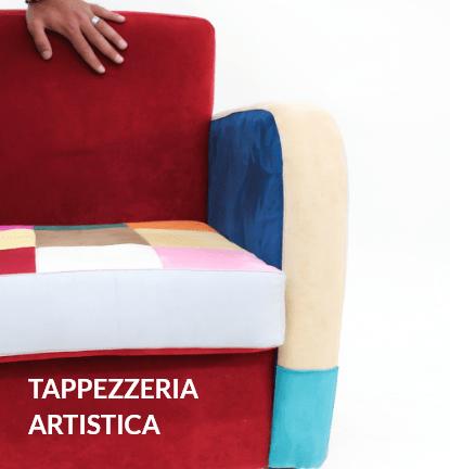 Sartoria Sociale - tappezzeria artistica - Palermo