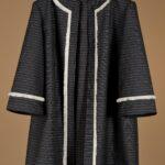Giacca modello Chanel – sartoria sociale – abbigliamento sostenibile