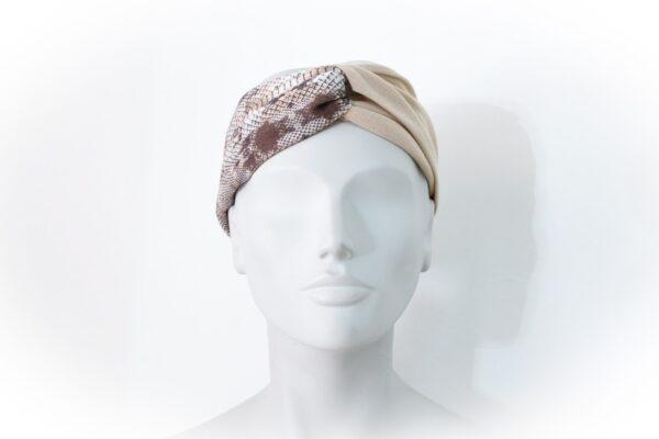 fasce per capelli - sartoria sociale - abbigliamento sostenibile