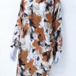 Abito Gucci di seta – sartoria sociale – moda etica online