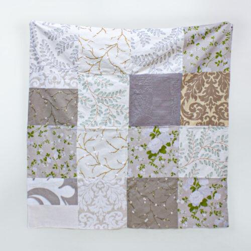 copritavolo patchwork - Sartoria Sociale - prodotti artigianali online