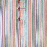 casacca a righe unisex – sartoria sociale – abiti sartoriali
