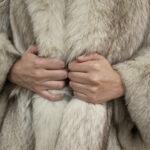 Pelliccia naturale di volpe – vintage – Sartoria Sociale Palermo