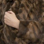 Pelliccia naturale di visone – Usato e vintage – Sartoria Sociale Palermo