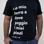 La terra è dove poggio i miei piedi – Sartoria Sociale – Palermo
