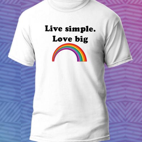 Love t-shirt - magliette personalizzate - Sartoria Sociale Palermo