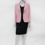Giacca rosa confetto - abiti usati e vintage online - Sartoria Sociale Palermo