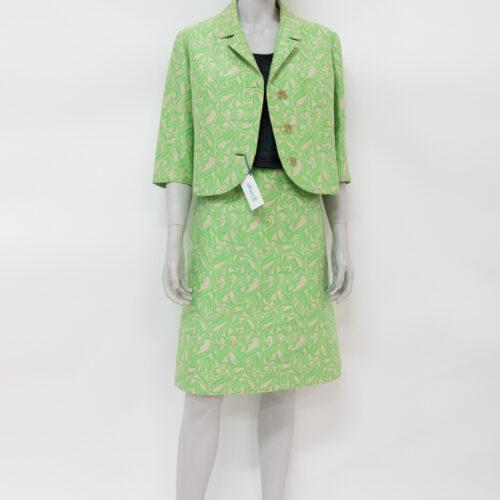 Tailleur verde pistacchio - Sartoria Sociale - Shopping etico online