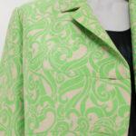 Tailleur verde pistacchio – Sartoria Sociale – Shopping etico online