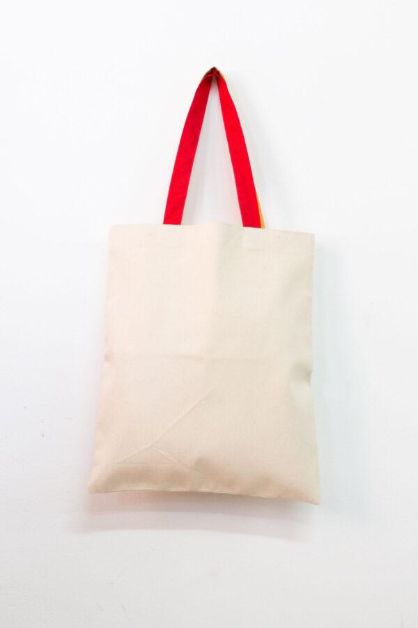 Tote bag economia circolare - Sartoria Sociale - Shopping etico online