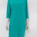 abito verde smeraldo – Sartoria Sociale Palermo
