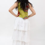 top in wax africano – Sartoria Sociale Palermo – moda etica online