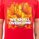 T-shirt we shall overcome – Sartoria sociale palermo